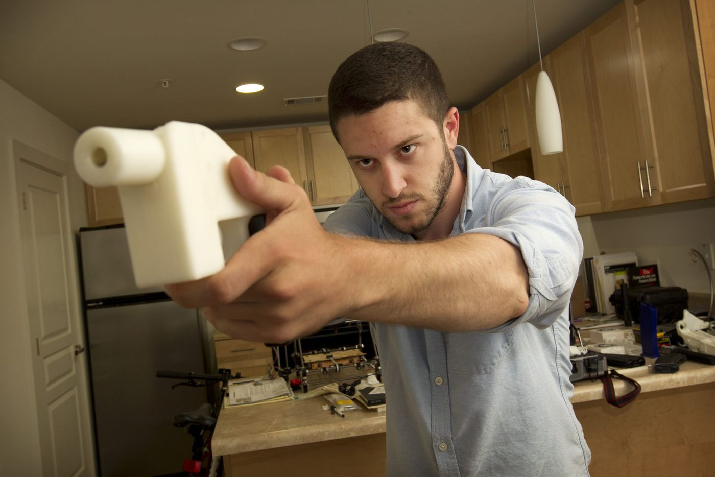 3D printed guns: How did we get here and what can we do? | Opinion