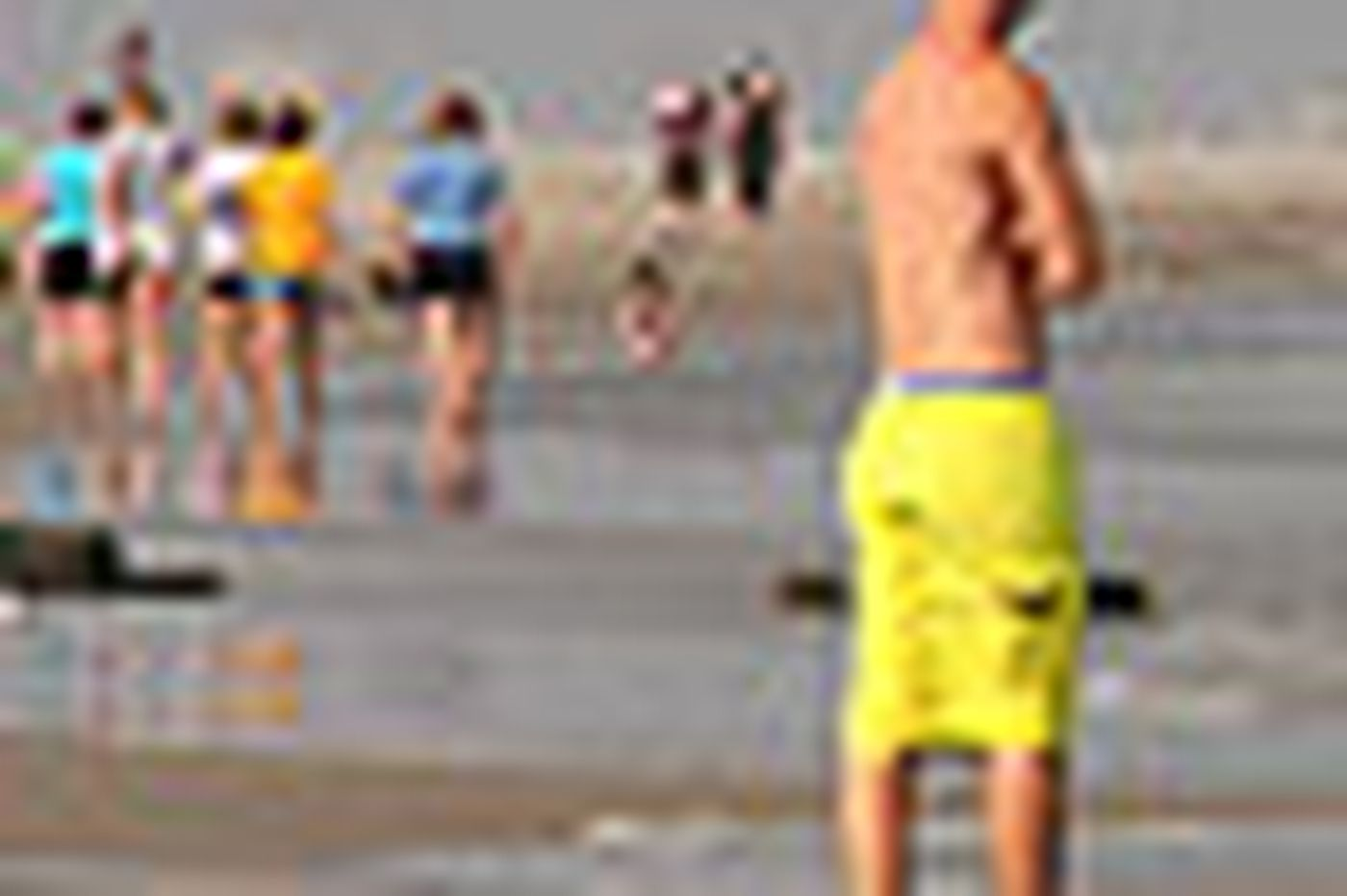 Wildwood's free beaches again named the state's best