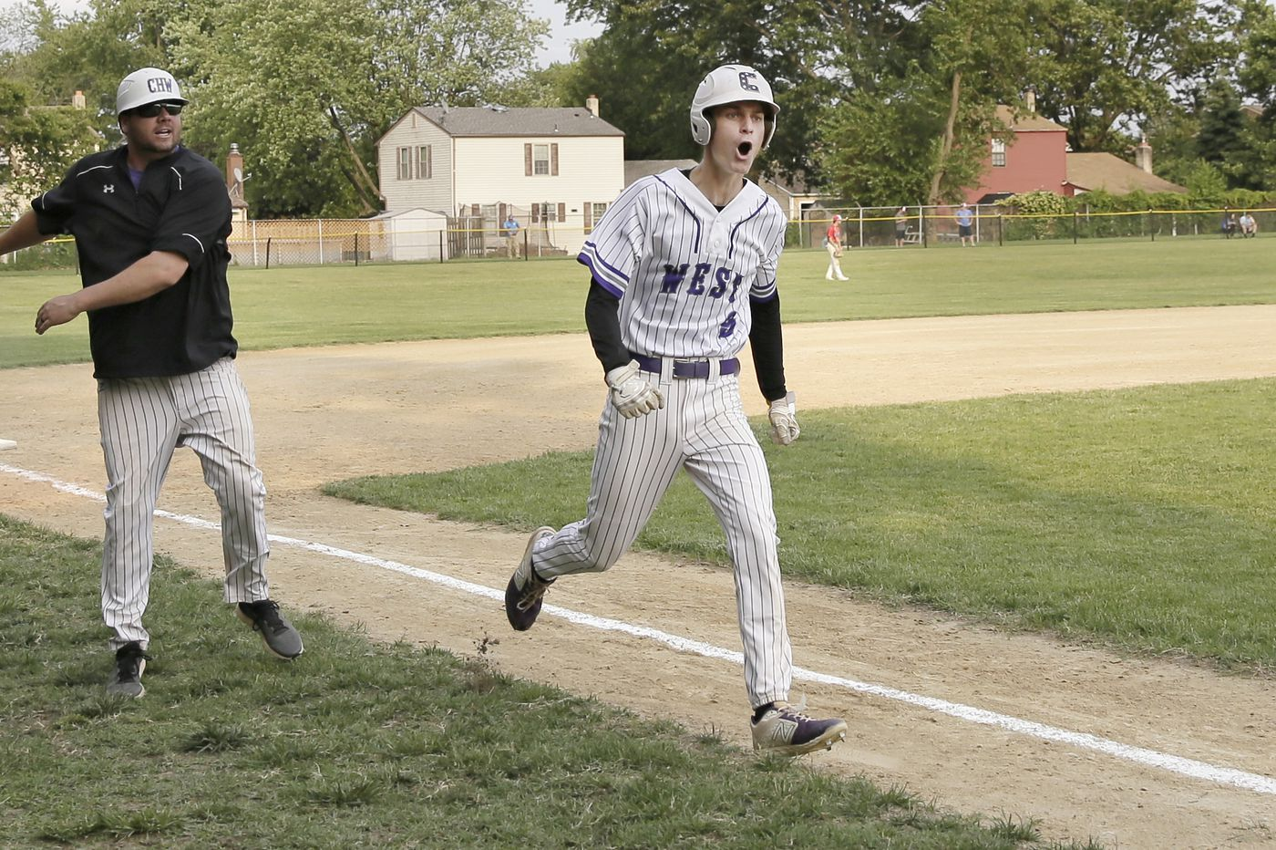 Cherry Hill West wins South Jersey Group 3 championship behind Scott Shaw's clutch catch, home run