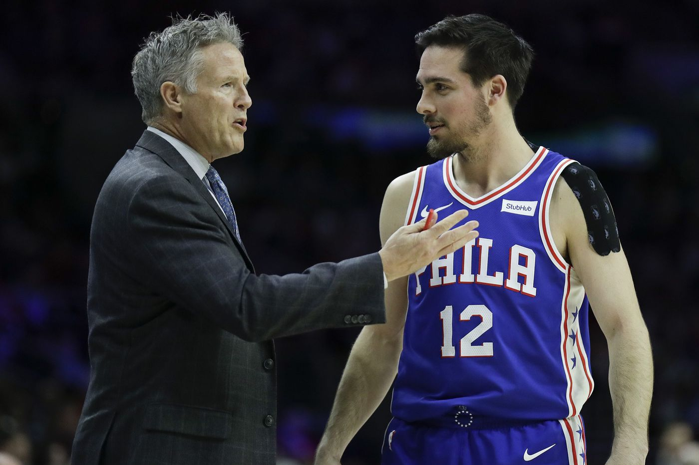 Sixers pick up options for T.J. McConnell, Richaun Holmes