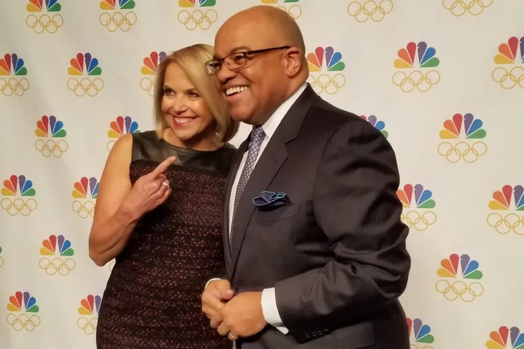 Katie Couric will return to NBC to cohost the opening ceremony of the 2018 Winter Olympics in Pyeongchang, South Korea, alongside Mike Tirico.
