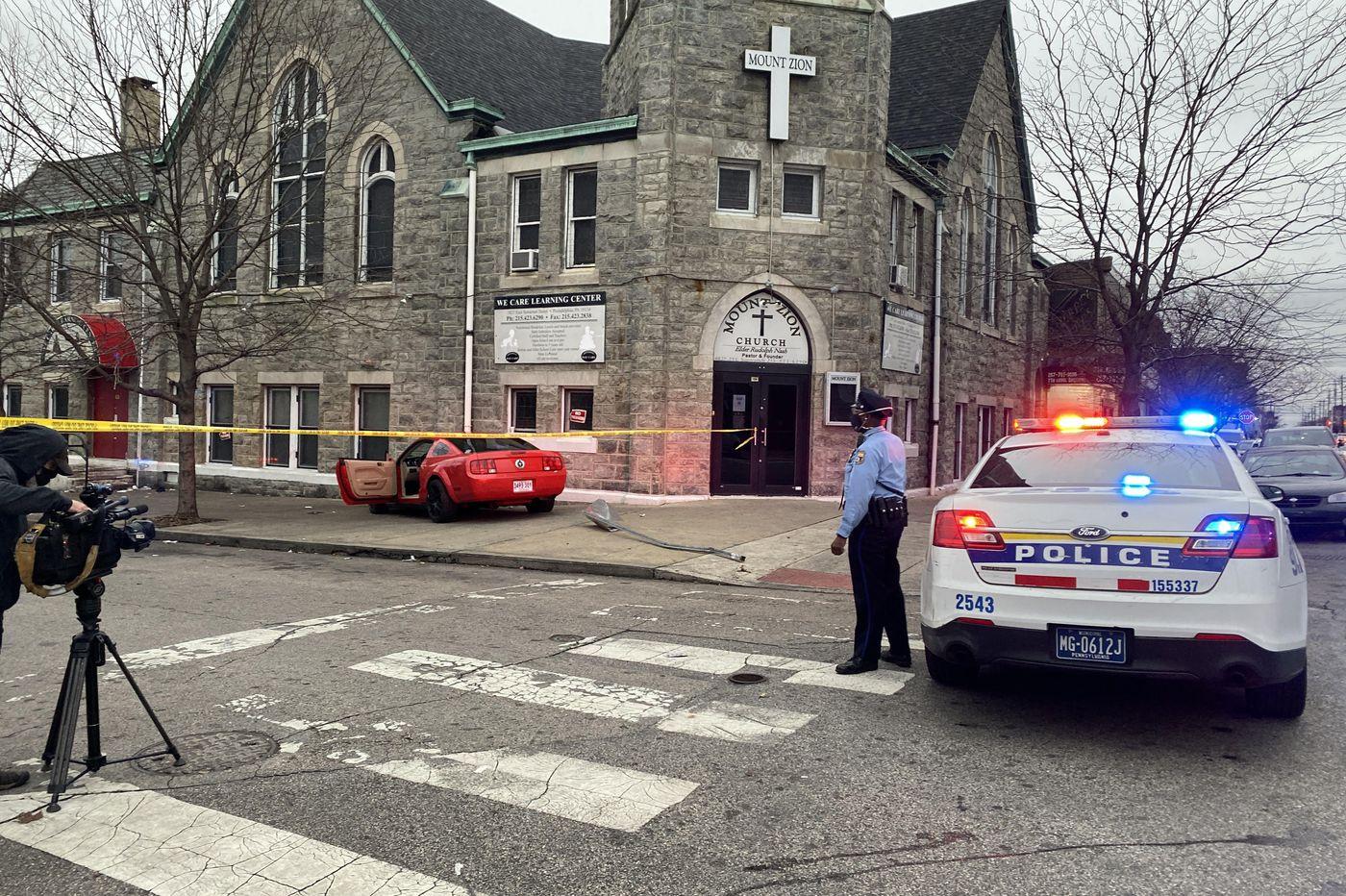 Philadelphia police: Officer fatally shot a Kensington man who shot at him first
