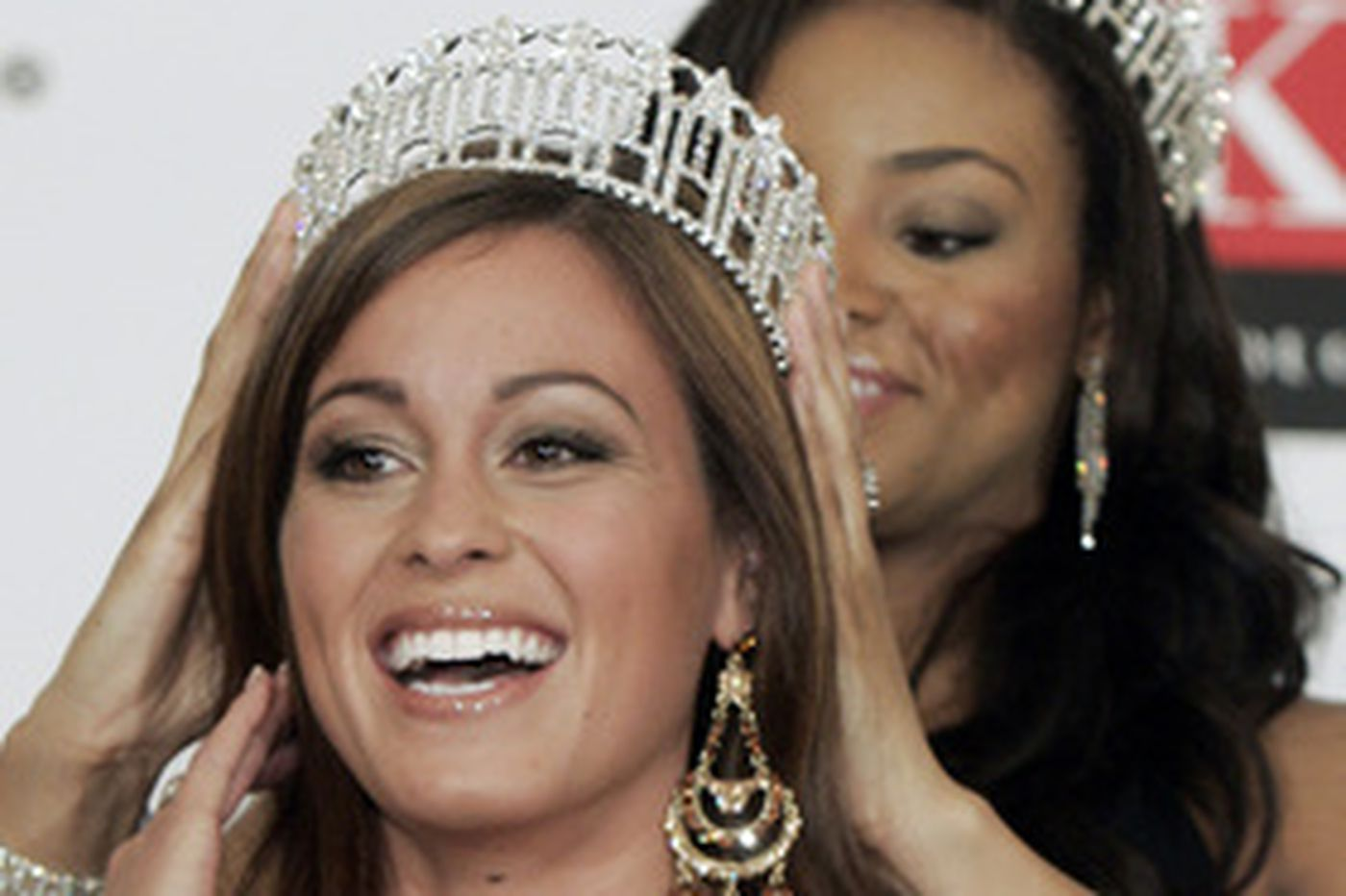 Pageant makes mistake - and it's a beauty