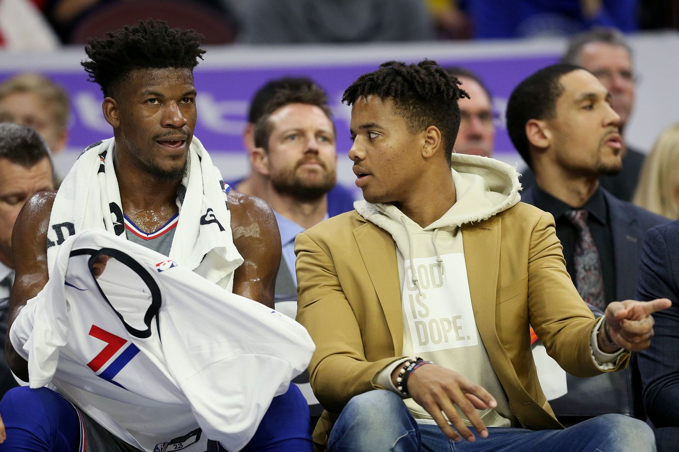 Sixers' Markelle Fultz to see specialists as next step remains unclear