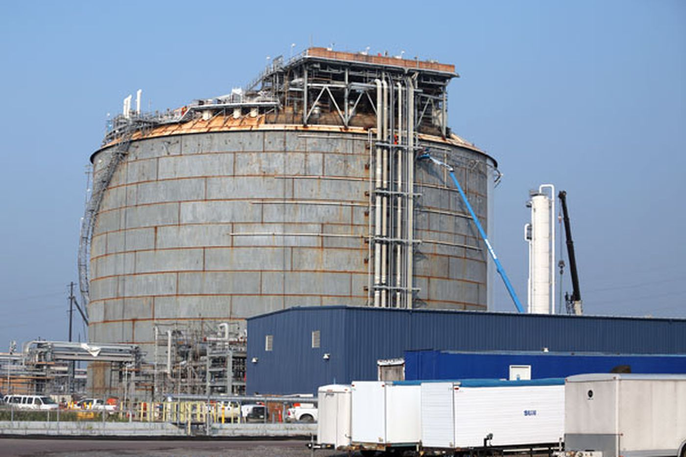 Marcus Hook looks at gas for rebound
