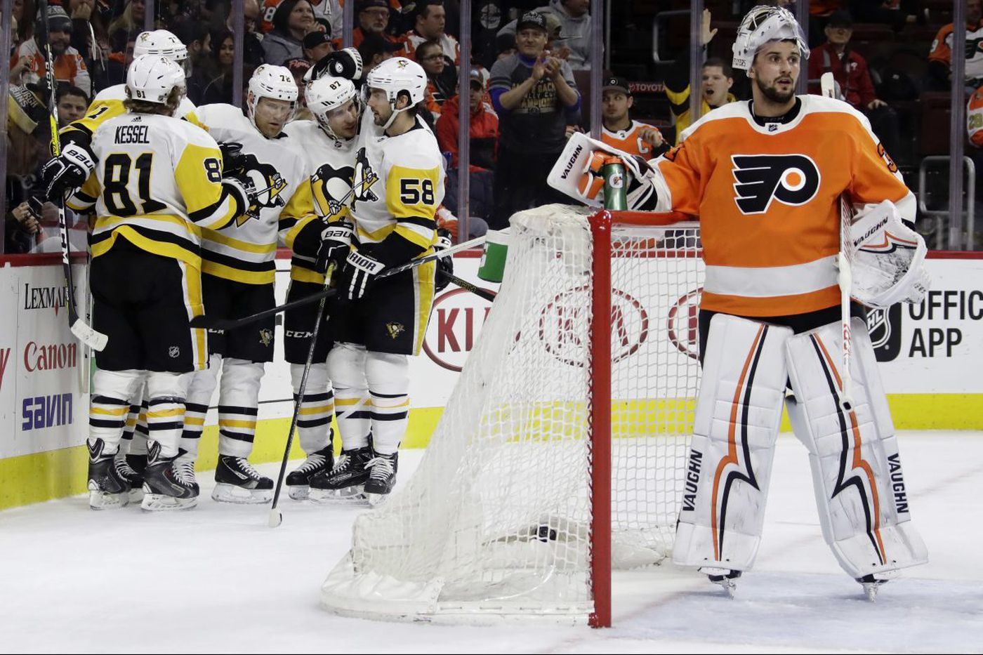 Flyers-Penguins preview: Bitter rivals in key matchup