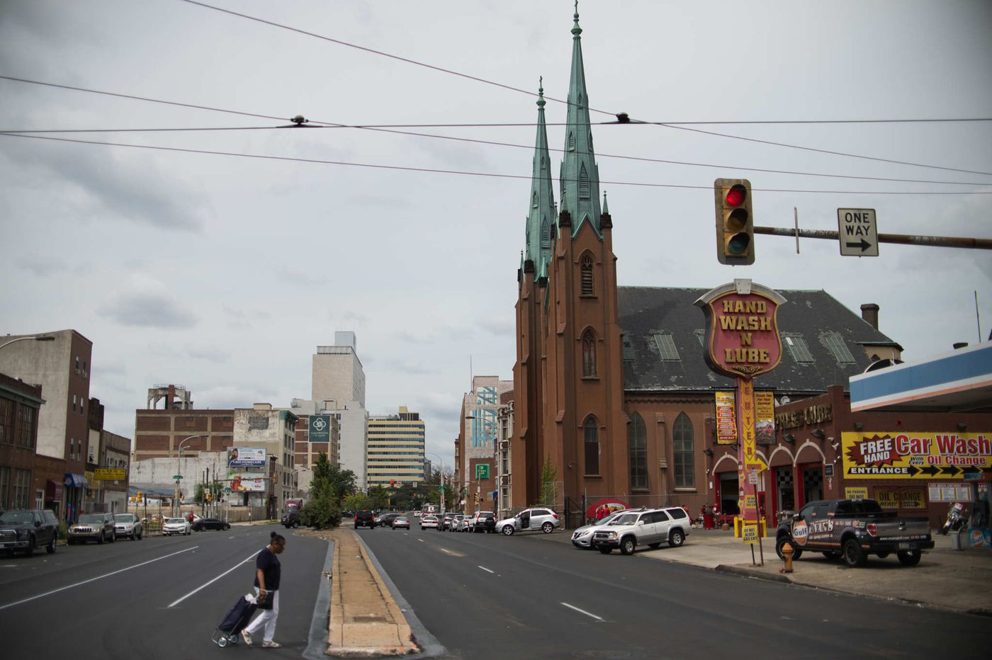 Why the fight over Callowhill, or Chinatown North, has gotten ugly again