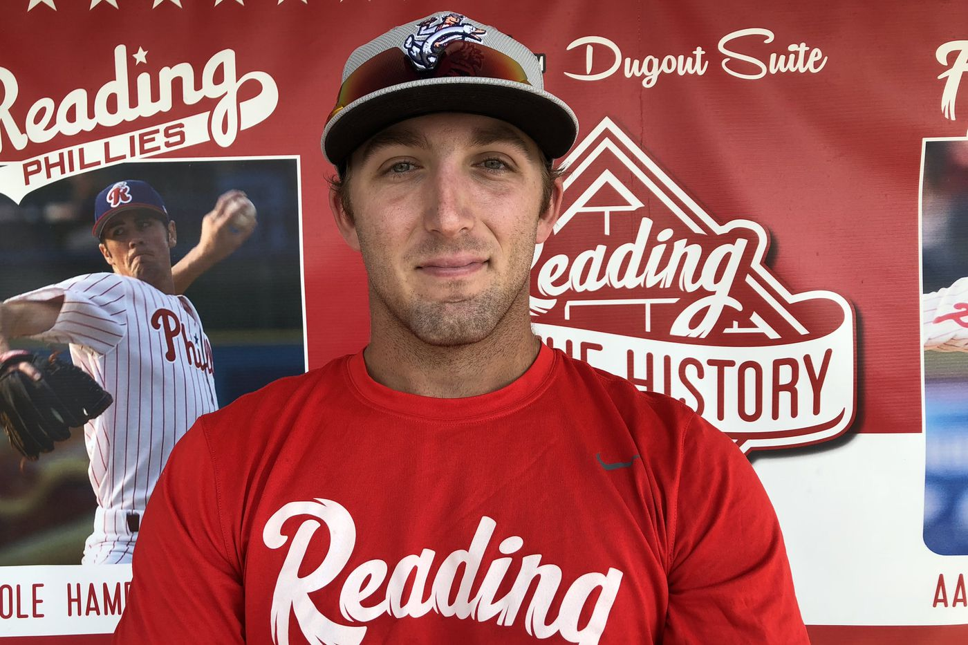 Phillies minor leagues: Darick Hall and Austin Listi are blasting homers at Reading