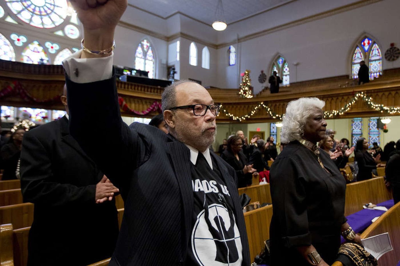 From pulpits, a reminder that black lives do matter