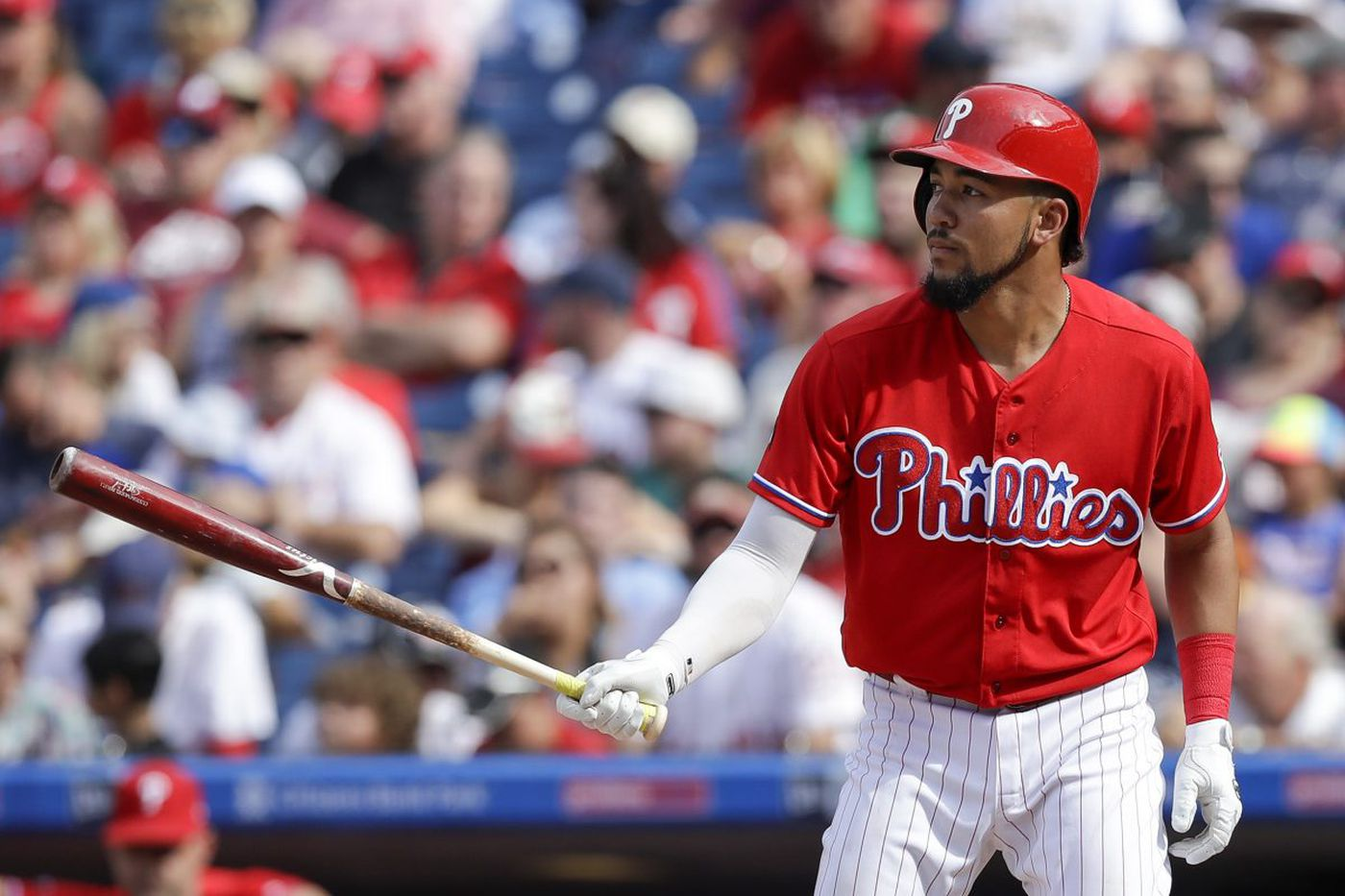 J.P. Crawford arrives to Phillies spring training with a secure job and some added power