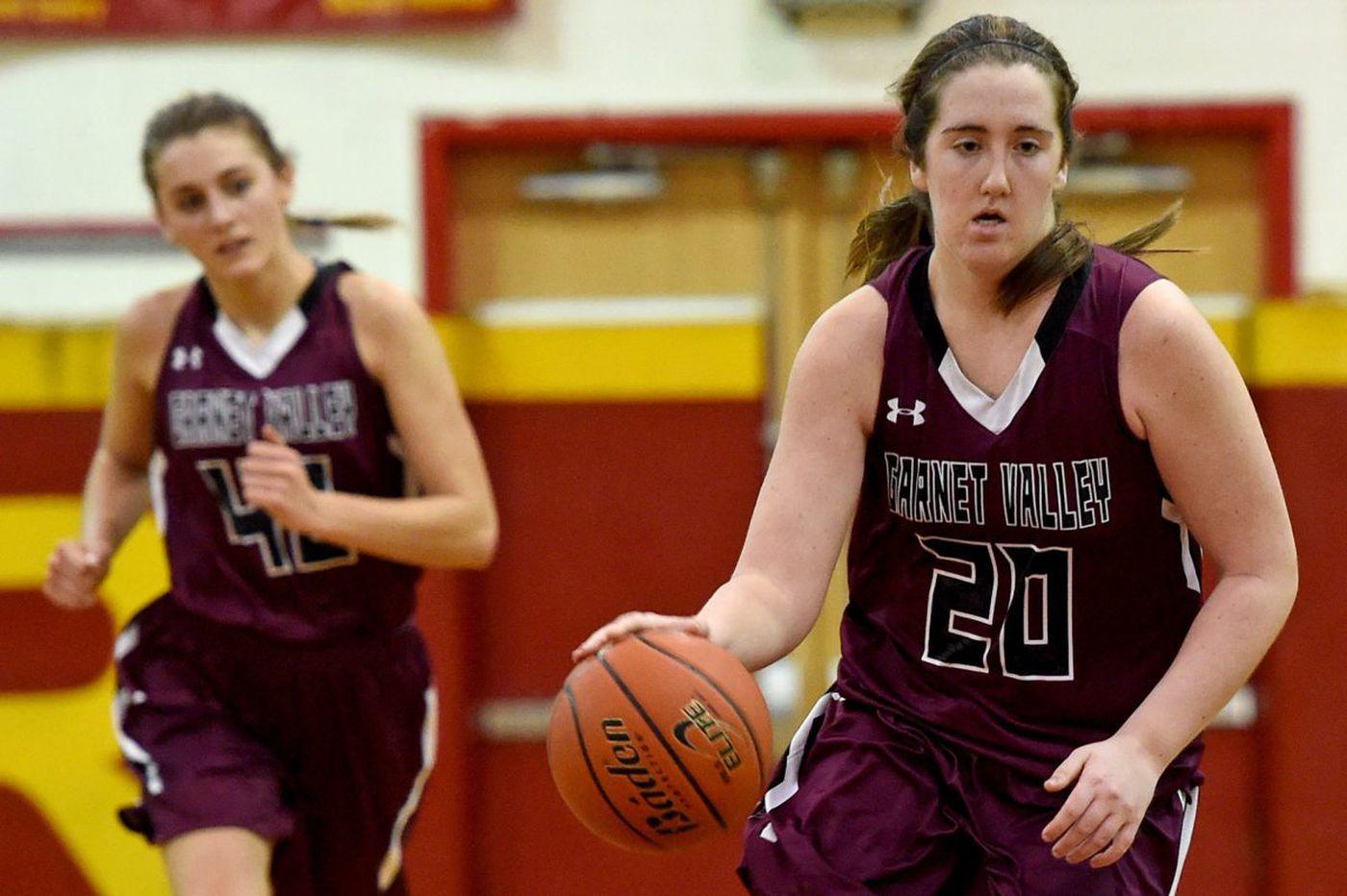 Emily McAteer becomes Garnet Valley's girls' basketball all-time leading scorer