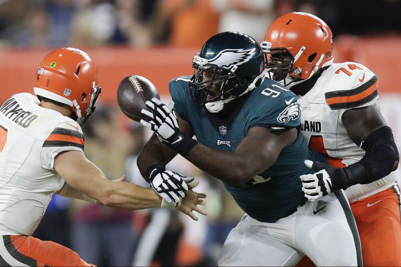 Eagles-Browns: What we learned about Nick Foles, Fletcher Cox and others in the third preseason game | Jeff McLane
