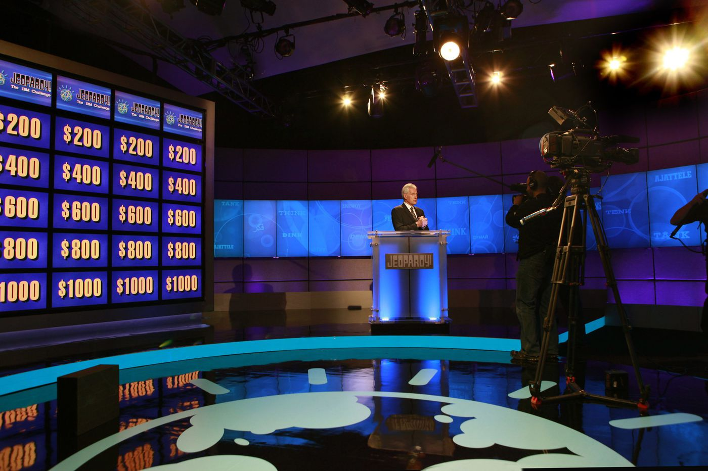 Alex Trebek was there for me on one of the worst days of my life — and every day | Opinion