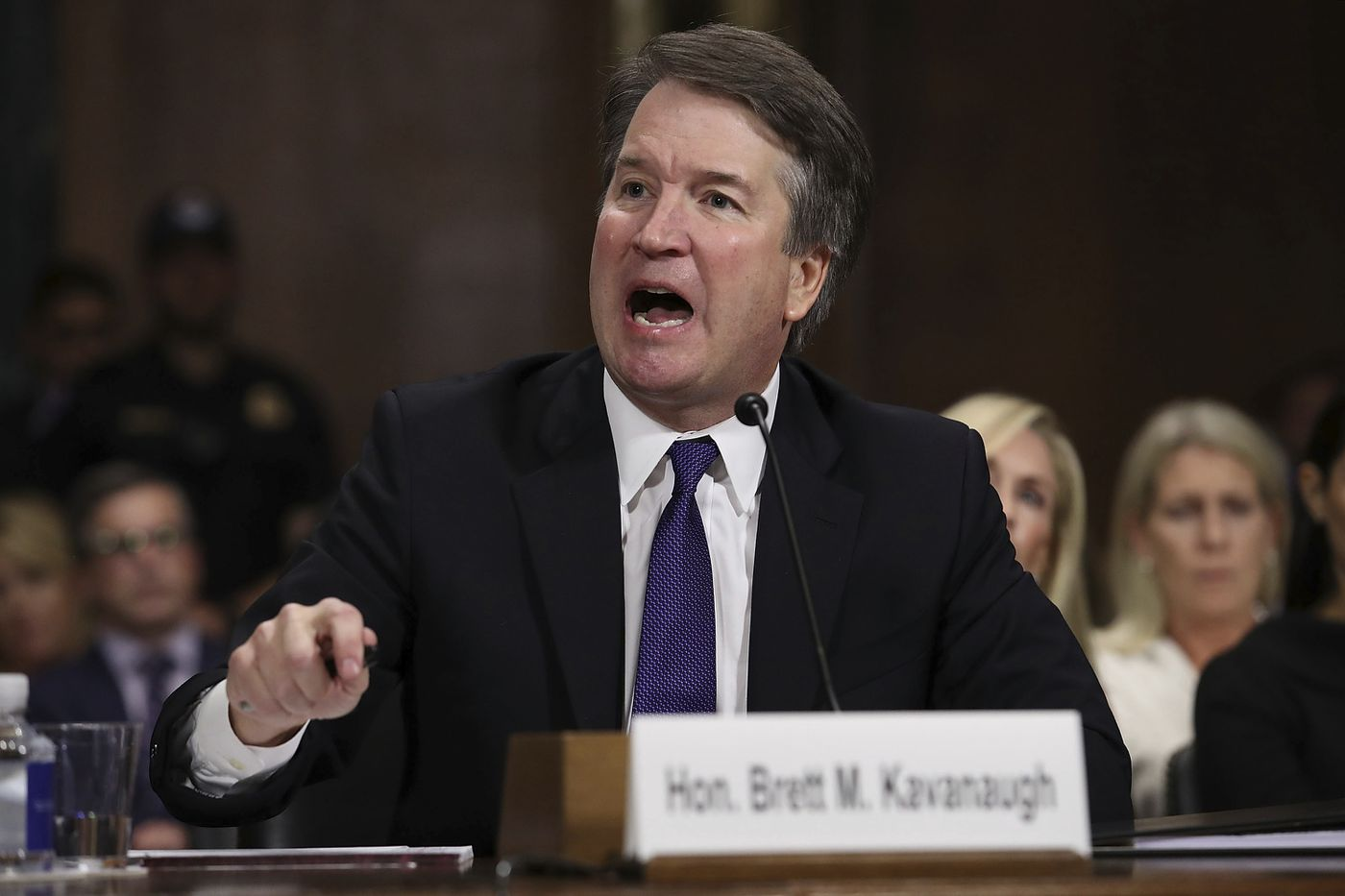 Here's how Brett Kavanaugh could have redeemed himself   Ronnie Polaneczky