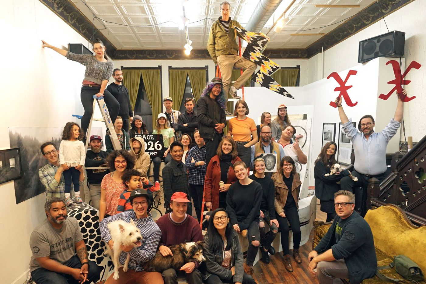 Art collective Space 1026 forced out from Chinatown building