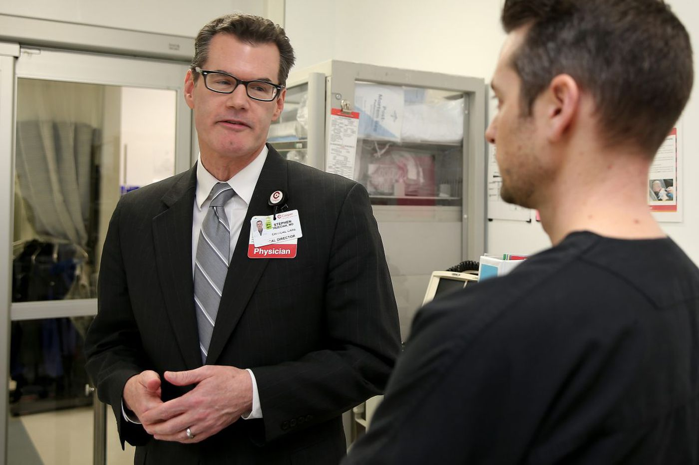 Cooper University Hospital connects compassion and reducing PTSD