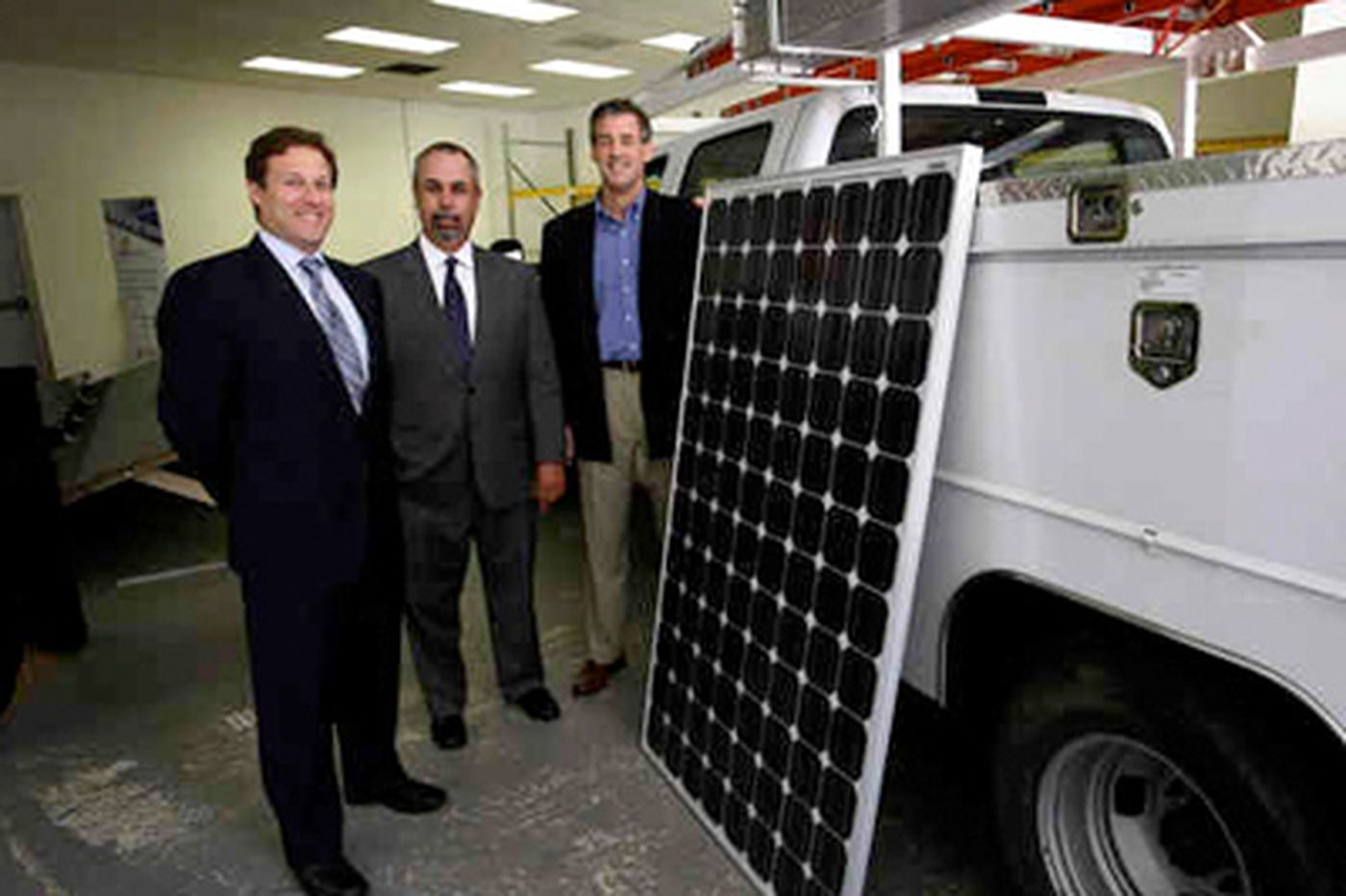 New Phila.-area foray into leasing of solar-energy systems