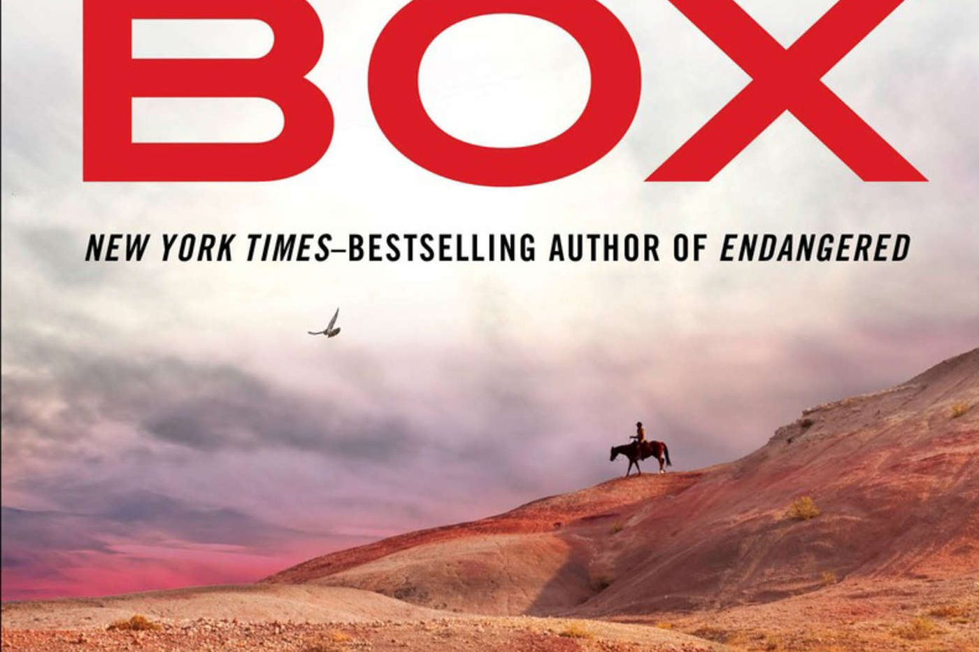 C.J. Box tackles hot-button issues in suspenseful 'Off the Grid'