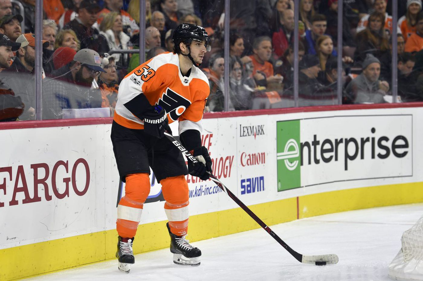 Flyers' Shayne Gostisbehere, Florida native, remembers time with Panthers organization