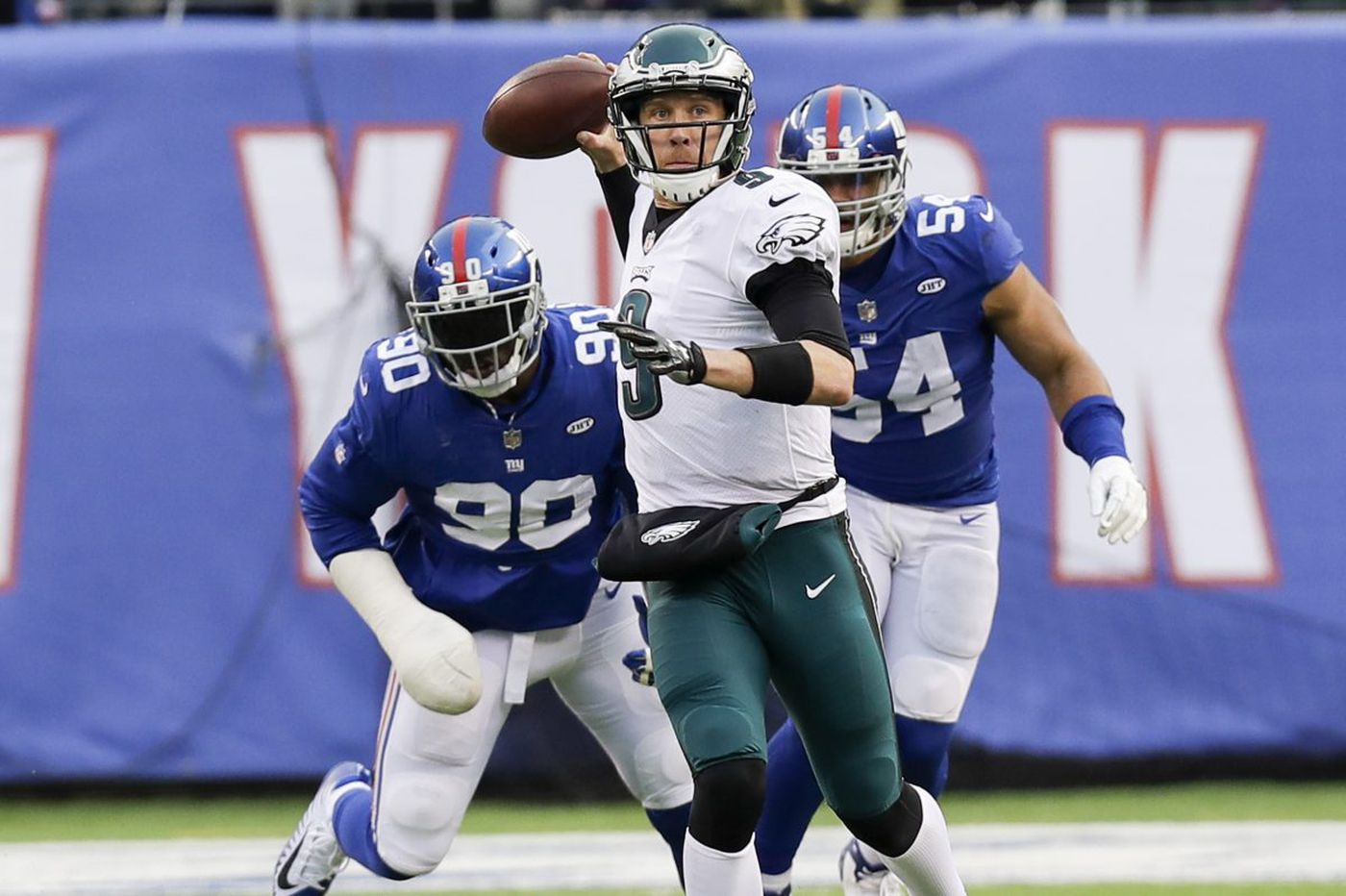 Grading the Eagles' win over the Giants | Domowitch