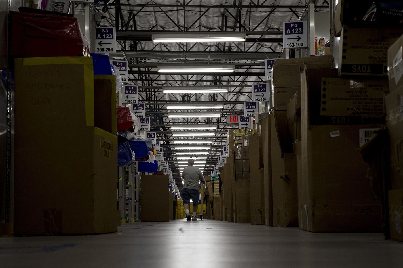 Amazon must address warehouse working conditions | Opinion