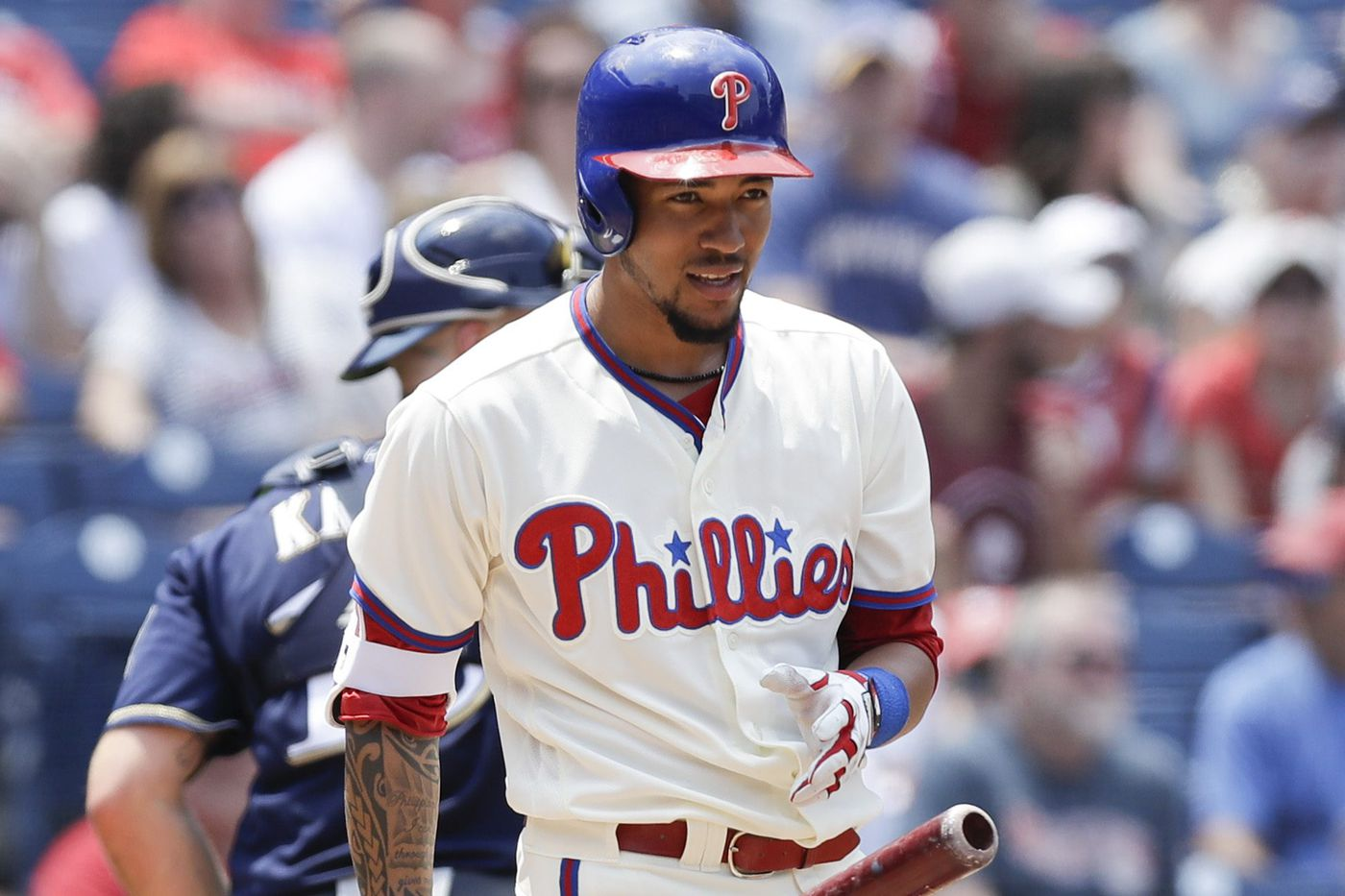 Why the Phillies demoted J.P. Crawford instead of Scott Kingery