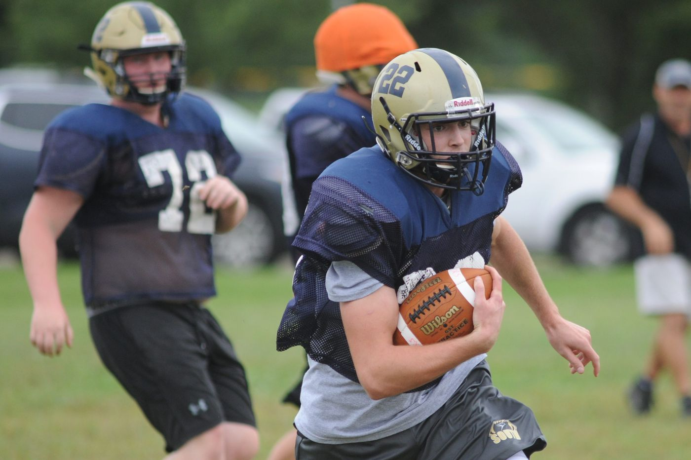 Council Rock South vs. Neshaminy highlights football games with big playoff implications