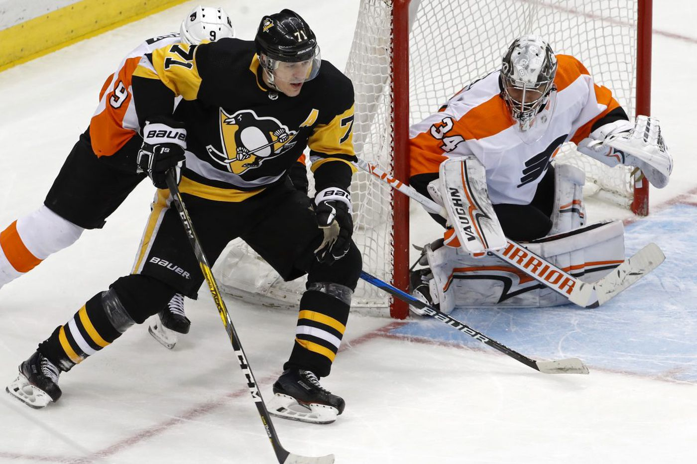 Flyers-Penguins Stanley Cup playoffs schedule released