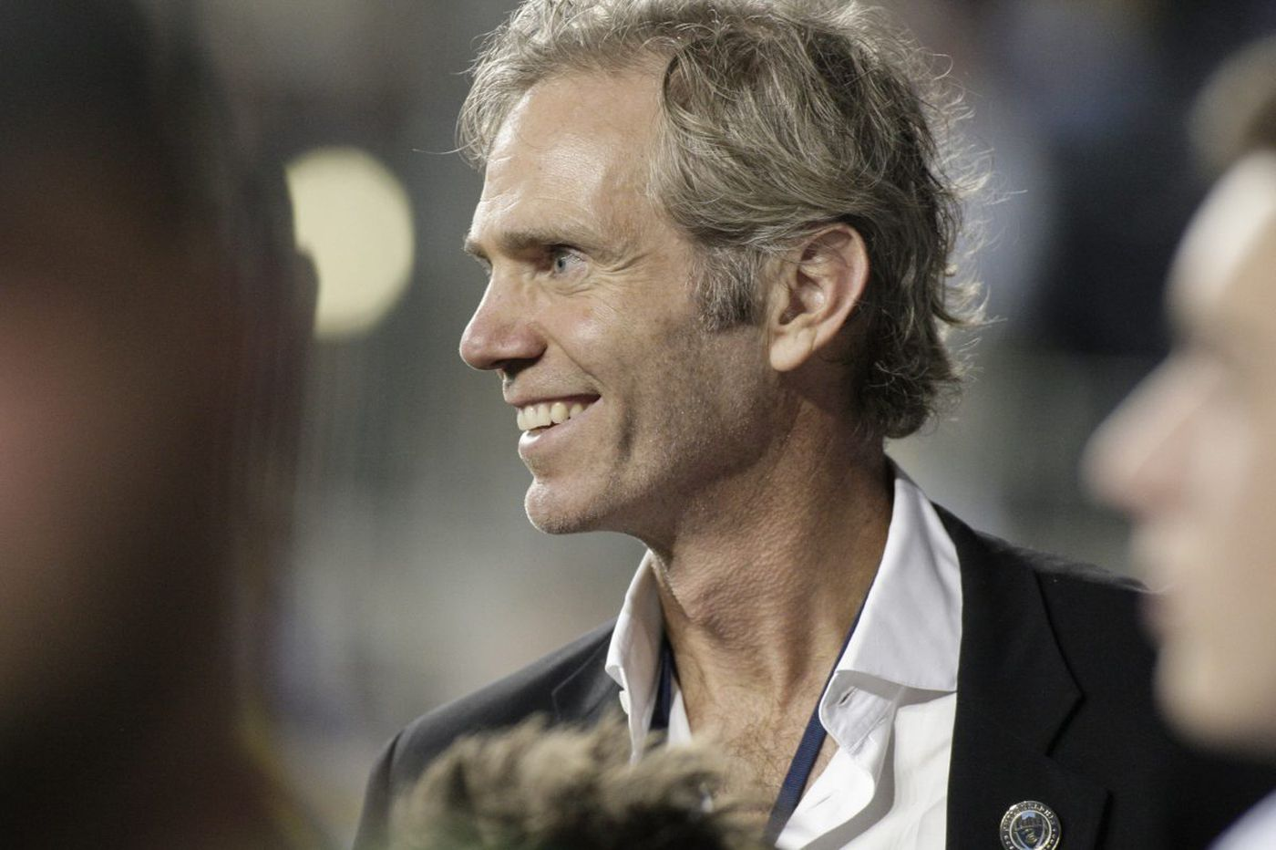 Union owner Jay Sugarman is ready to buy players, and also sell them