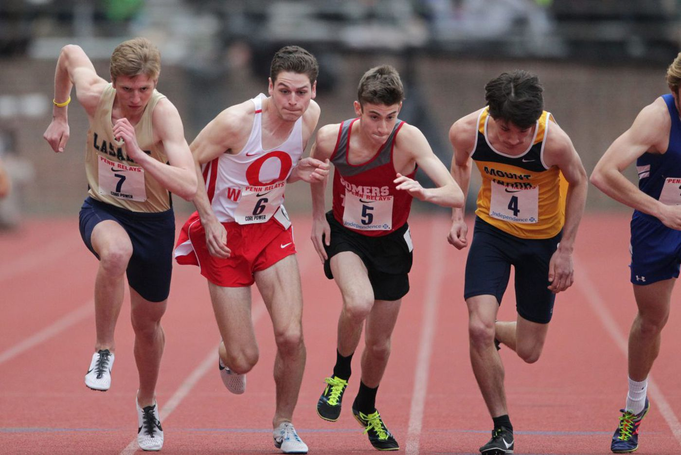 Penn Relays: Results, live updates from Friday's races