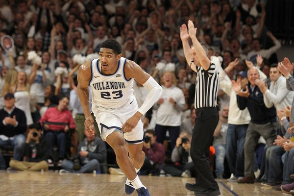 Villanova's Jermaine Samuels might be just what the Wildcats have been missing | Mike Sielski
