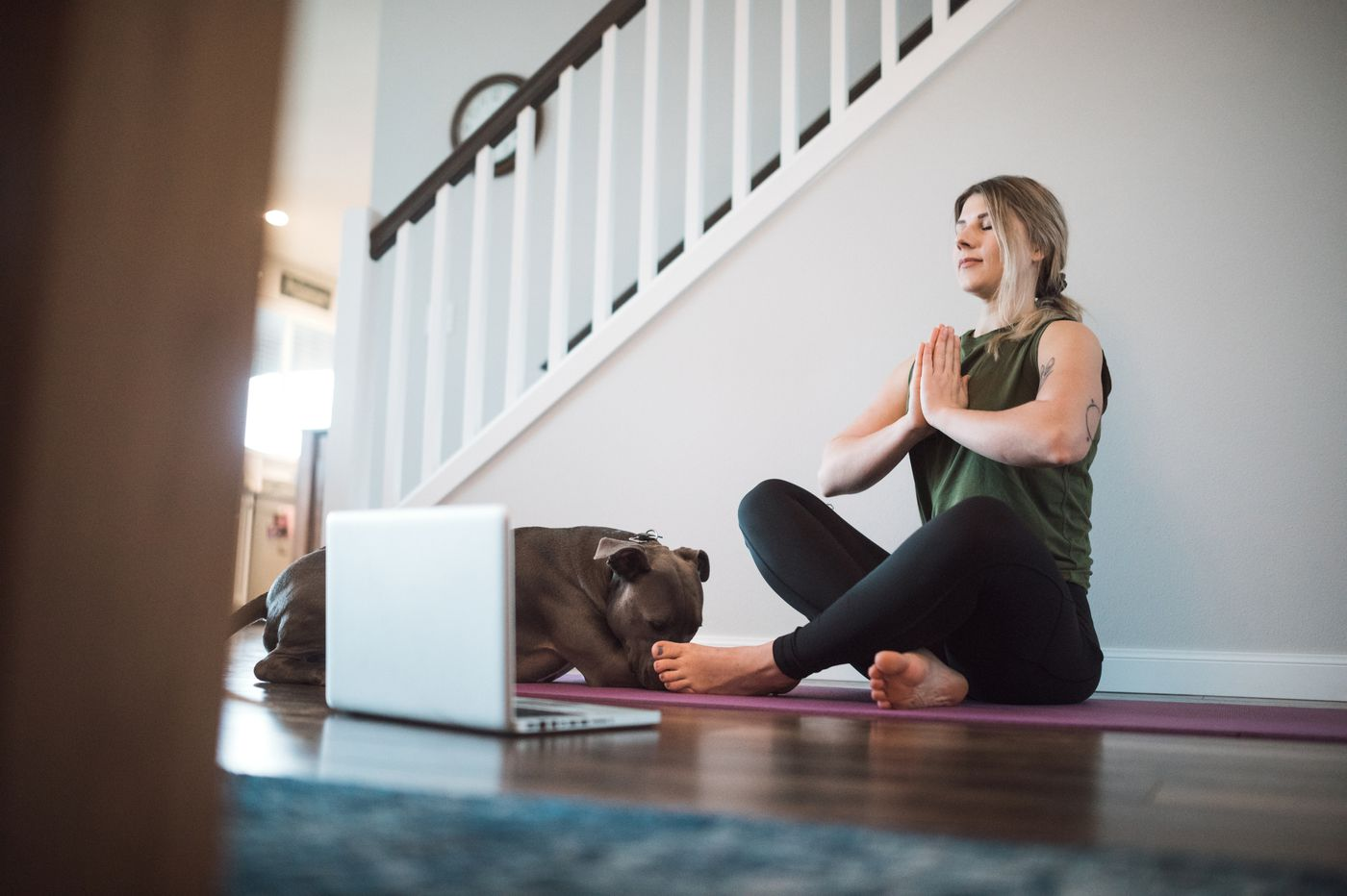 Meditation can help calm your pandemic worries. Here's how to start a practice at home.