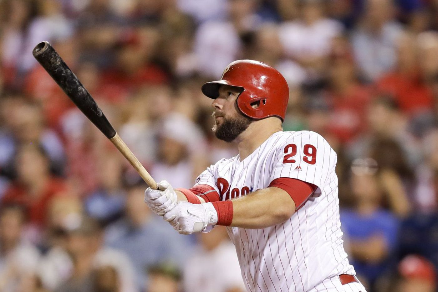 Phillies re-sign Cameron Rupp to $2.05 million deal