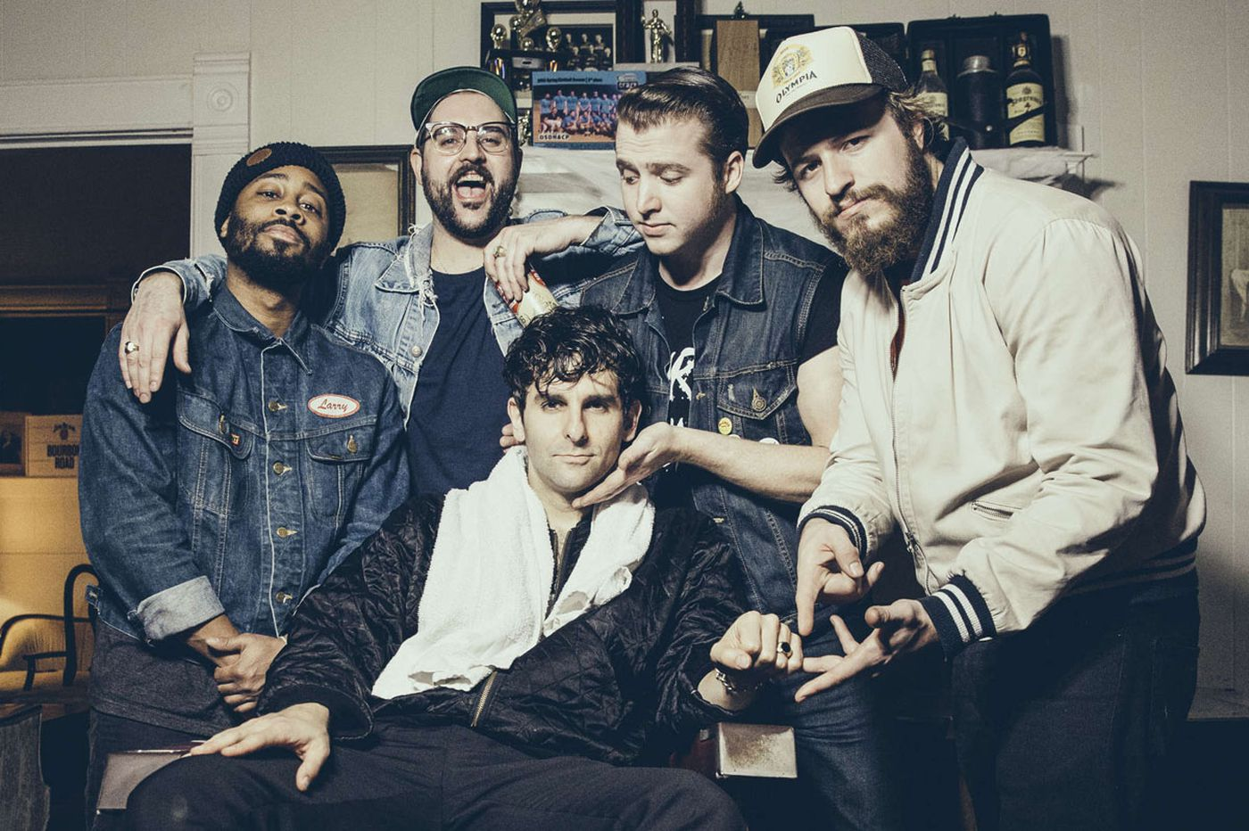 With presidential seal of approval, Low Cut Connie rocks District N9NE