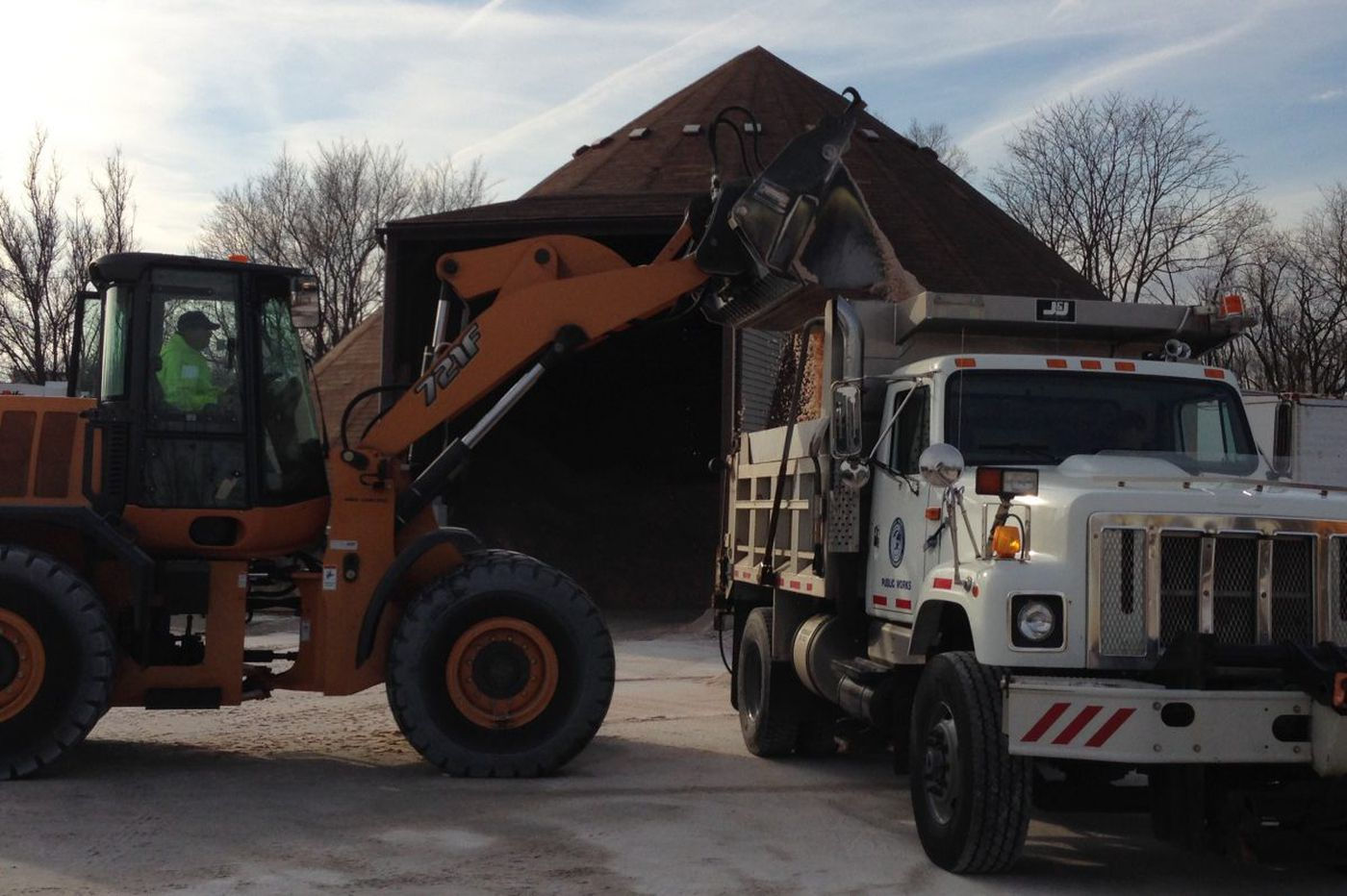 PennDot relies on towns for plowing help. And is paying them more for it