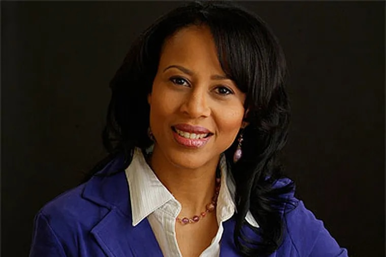 """Author and personal finance columnist Michelle Singletary, whose """"The Color of Money"""" column appears in newspapers around the country."""