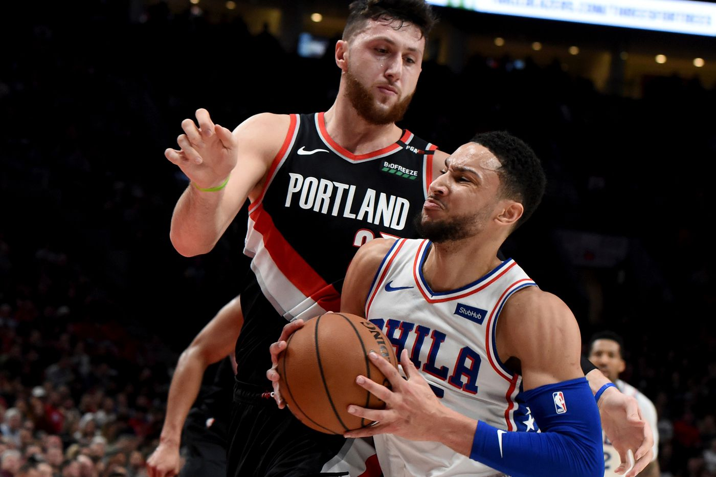 Sixers-Blazers observations: Defensive woes aren't going away, and mounting need for a roster addition