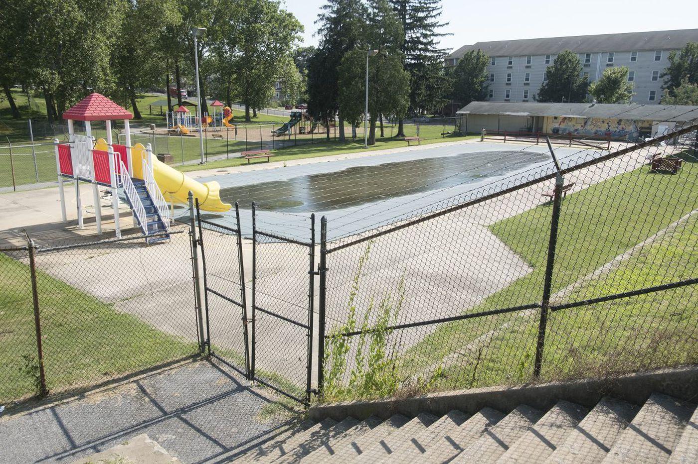 Coatesville struggles to maintain public pools