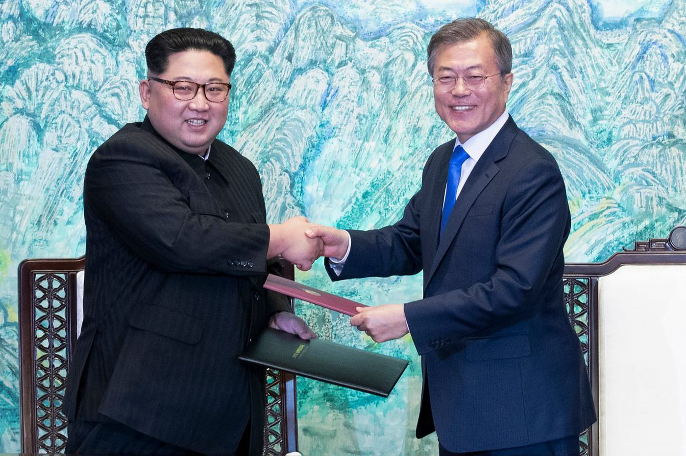 For Koreans, the historic Summit is a family affair   Perspective