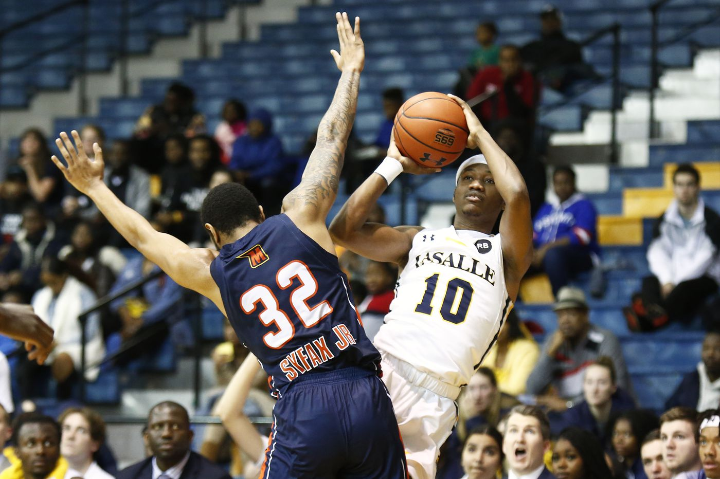 La Salle 85, Morgan State 68: Stats, highlights, and reaction from Explorers' win