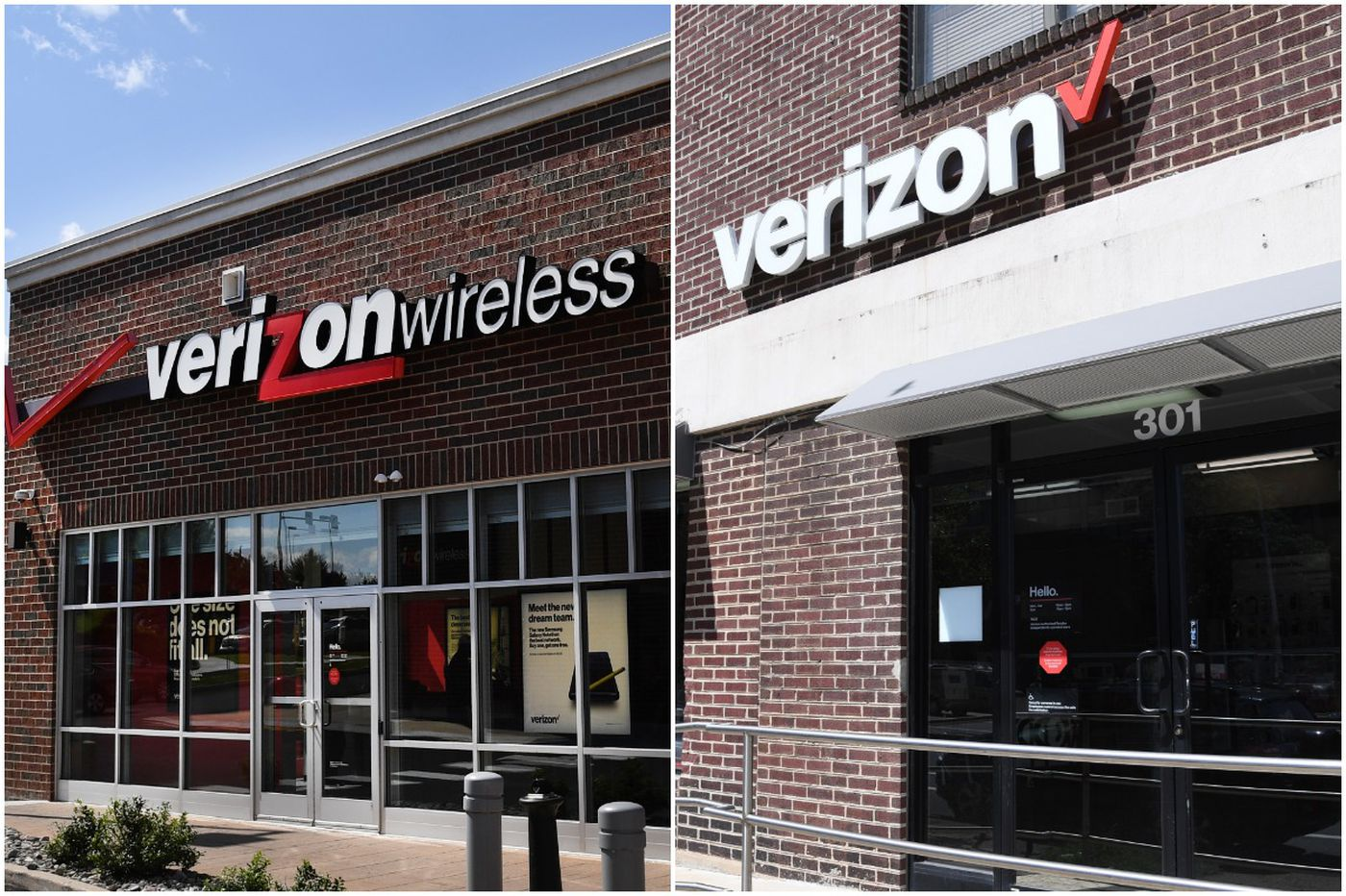 At this Verizon store not owned by Verizon, the staff sold a