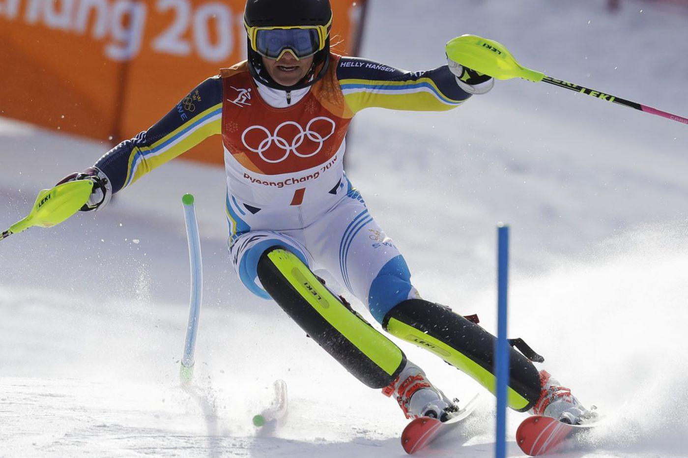 Winter Olympics demonstrate why balance, flexibility are so important