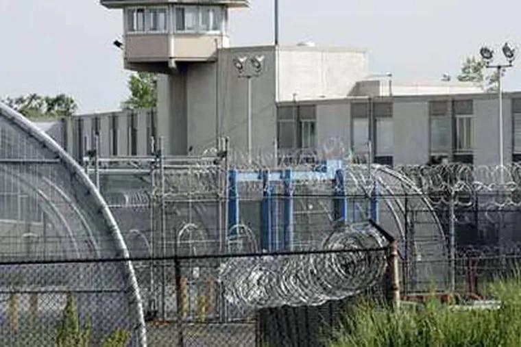 File photo: Philadelphia detention center in Northeast Philly. (Akira Suwa / Staff Photographer)