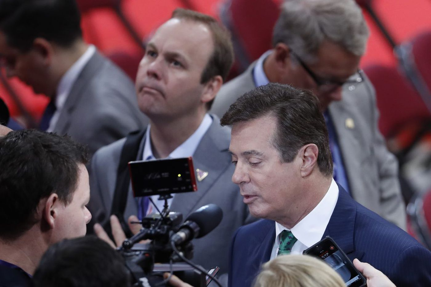 Manafort indictment can't be separated from Trump | Trudy Rubin