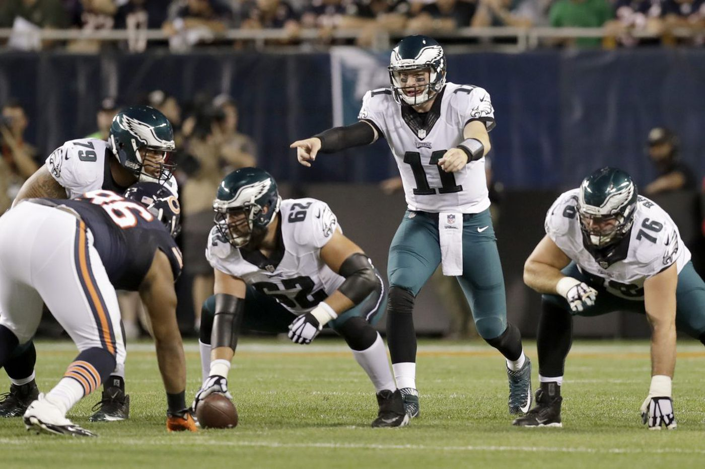 Eagles-Bears scouting report | Paul Domowitch