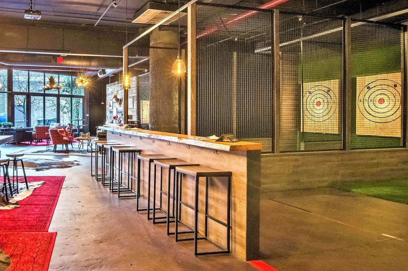 Kick Axe Throwing Sets Its Target Date In Old City