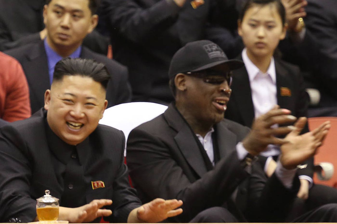 Sideshow: Rodman wants no part of Kim Jong-un in video game