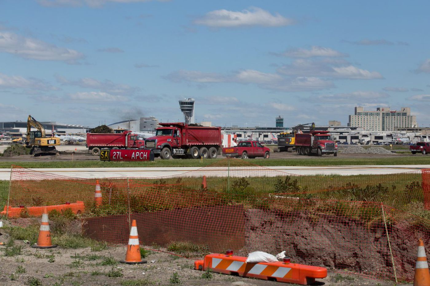 Philly airport gets $16.5 million federal grant for runway improvements