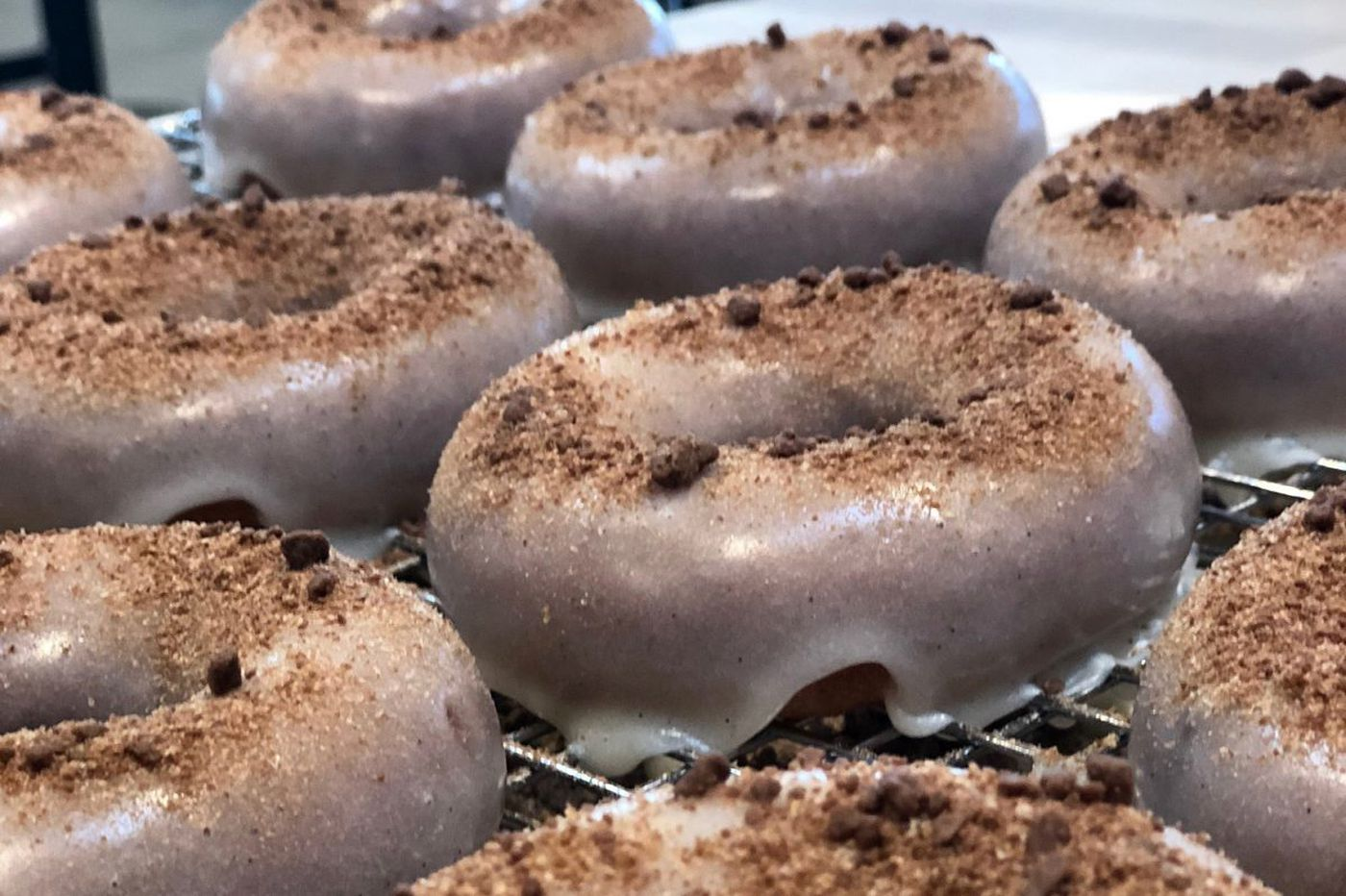 Curiosity Doughnuts and the quest for perfection