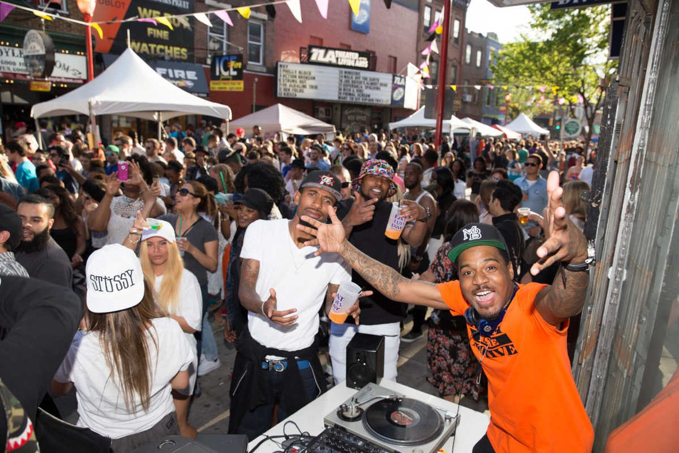 11 spring festivals to get excited about in Philly